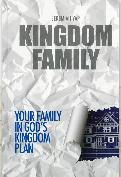 Book titled Kingdom Family by Jeremiah Yap
